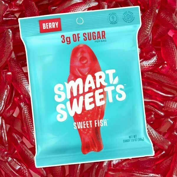 Smartsweets - Fish 50g