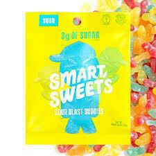 Smartsweets - Sour Blast Buddies 50g