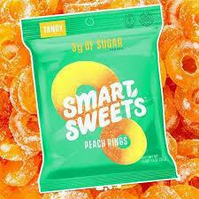 Smartsweets - Peach Rings