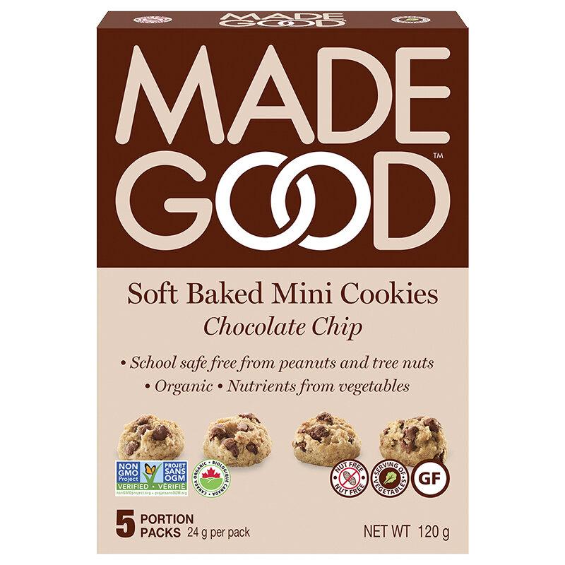 Made Good - Chocolate Chip Mini Bites