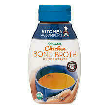 Kitchen Accomplice - Organic Chicken Bone Broth 276ml