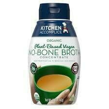 Kitchen Accomplice - Organic Plant Bases No-Bone Broth 276ml