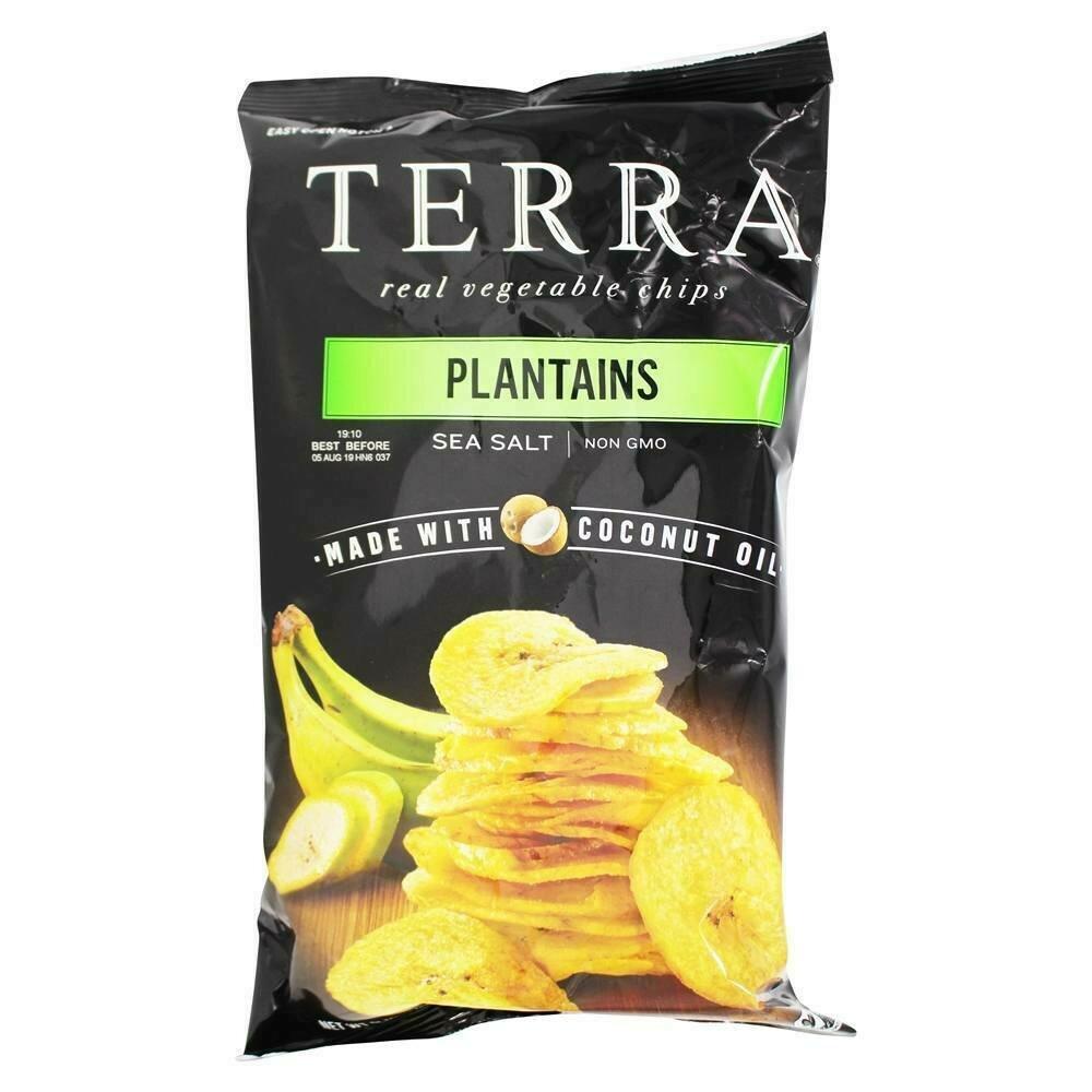 Terra Chips - Plantains Sea Salt