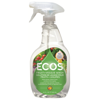 Earth Friendly - Fruit & Veggie Wash  (650ml)