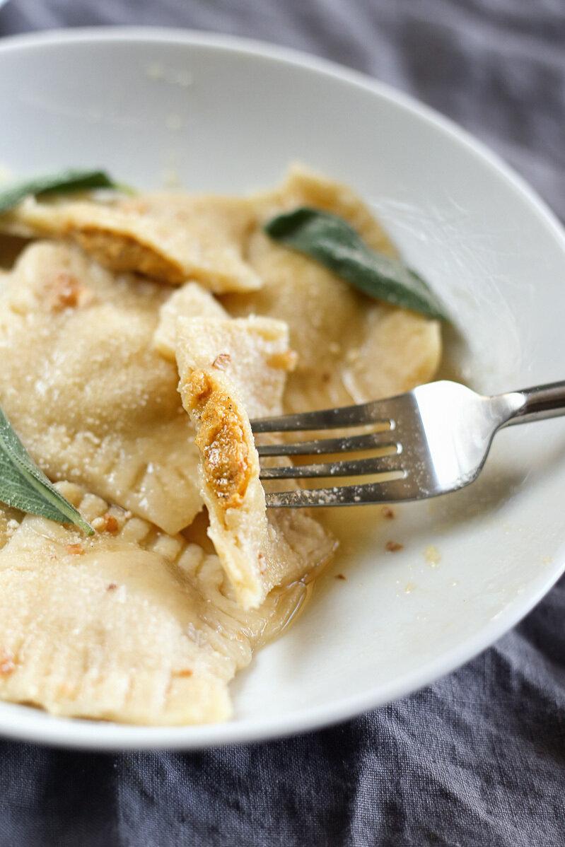 Cara Pasta - Butternut Squash Ravioli