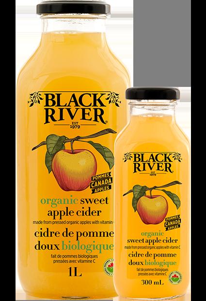 Black River - Sweet Apple Cider 1L