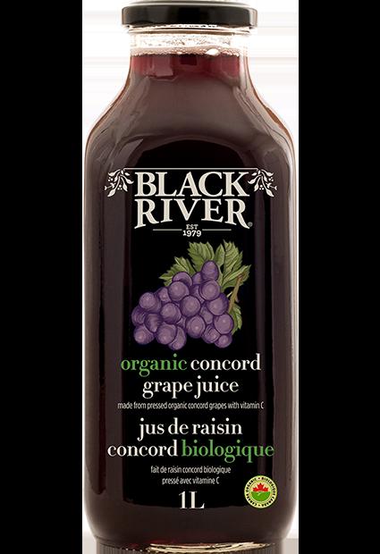 Black River - Organic Concord Grape Juice 1L