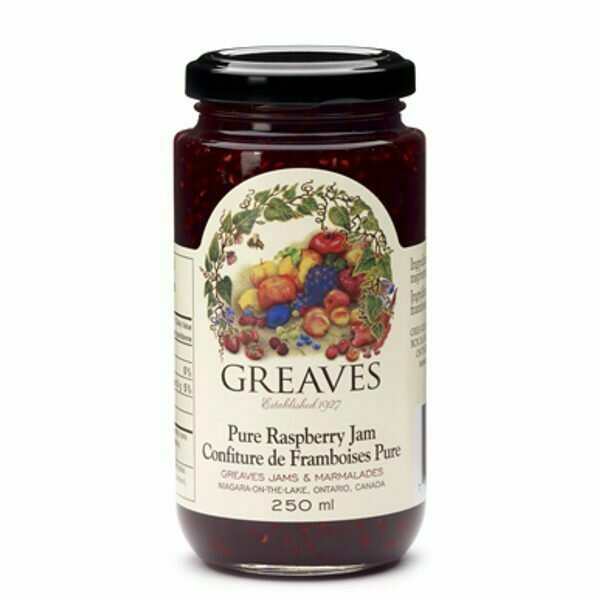 Greaves - Pure Raspberry Jam