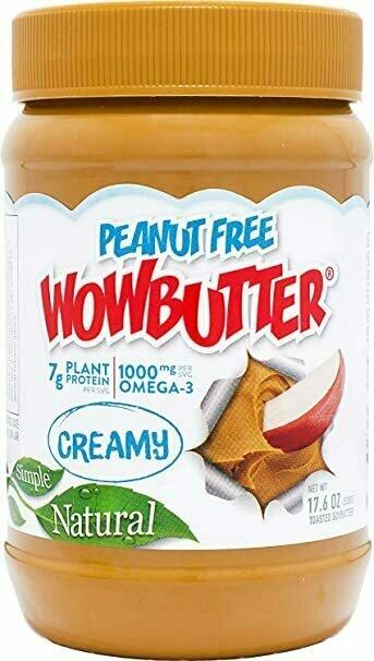 WOWBUTTER  Creamy