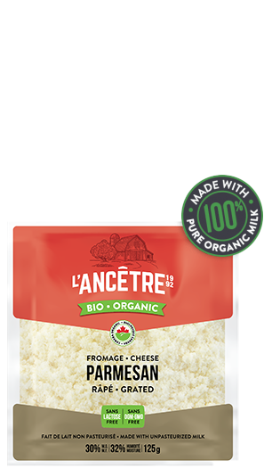 L'Ancetre Parmesan Grated Cheese  125g