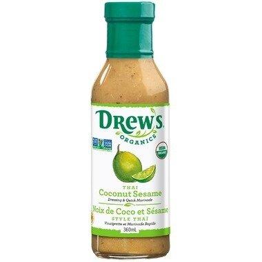 DREW - Thai Coconut Sesame