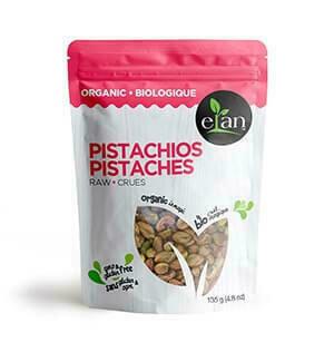 Elan - Organic Pistachios 145g