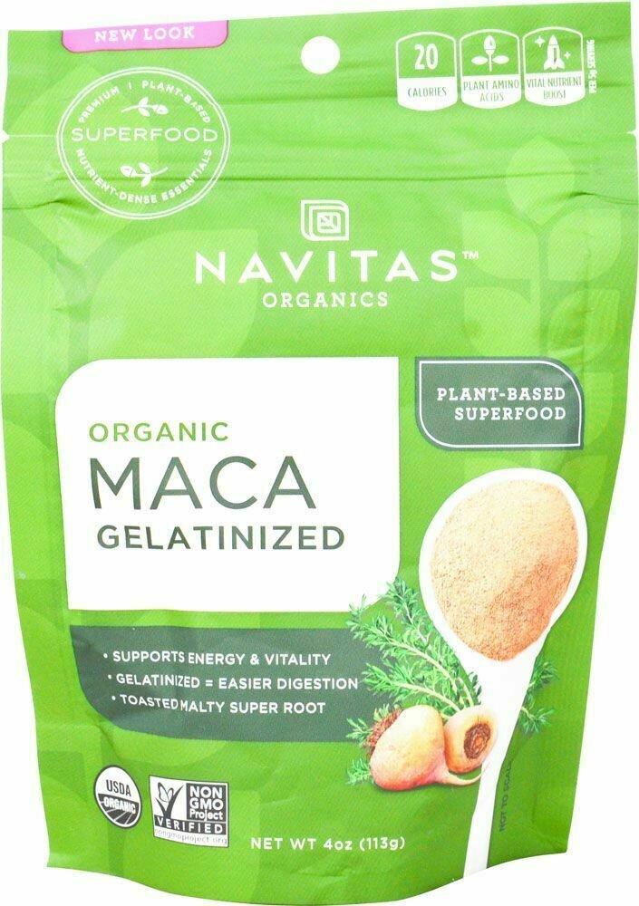 Navitas - Organic MACA Powder (227g)