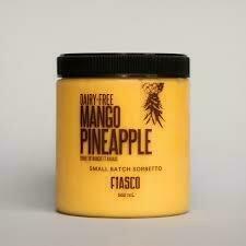 Righteous - Dairy Free Mango Pineapple