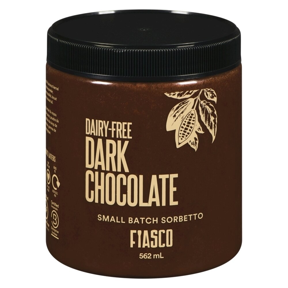 Righteous - Dairy Free Dark Chocolate