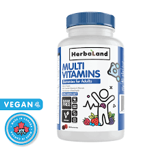 Herbaland - Gummy for Adults - Multi Vitamins
