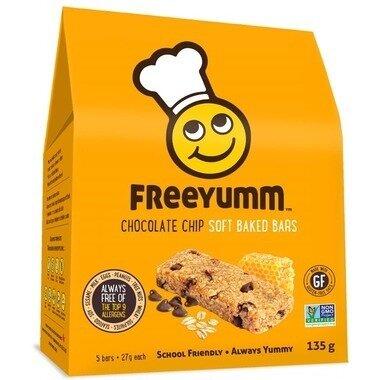 Freeyum - Oatmeal Chocolate Chip