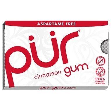 PUR Gum - Cinnamon