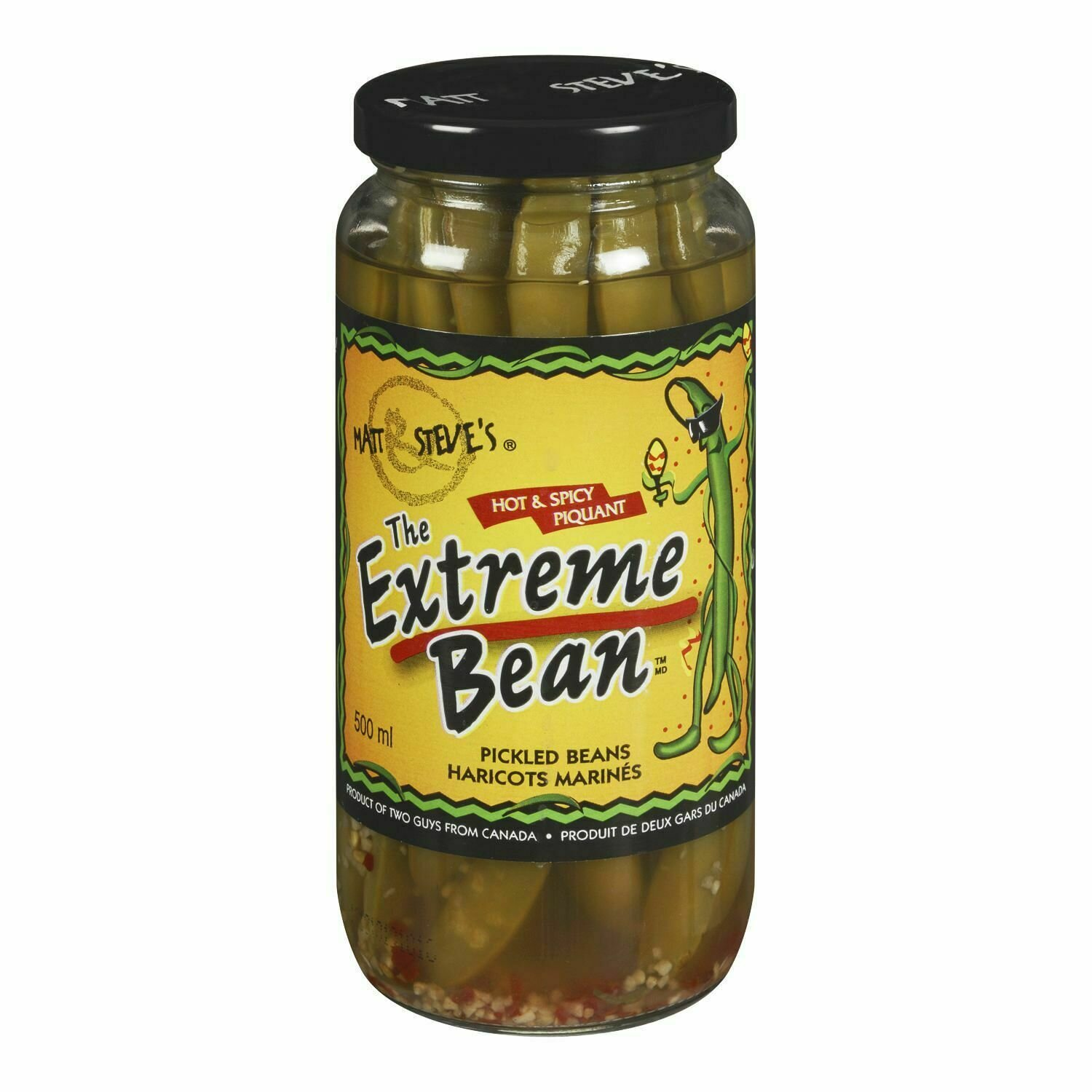 Extreme Bean - Hot &Spicy Beans 500ml