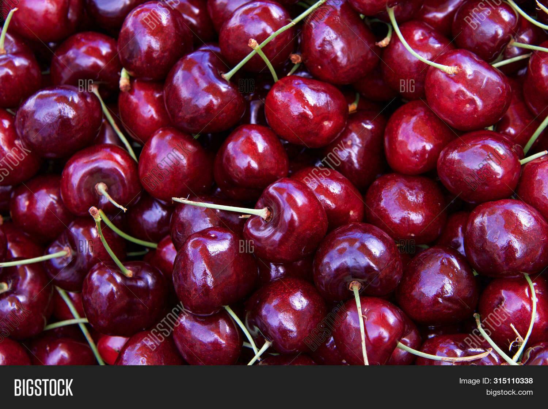 Organic Dark Cherries