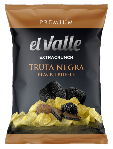 el Valle - Black Truffle Chips