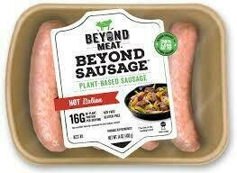 Beyond Meat - Hot Italian Sausage