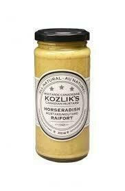 Kozlik's - Horseradish Mustard