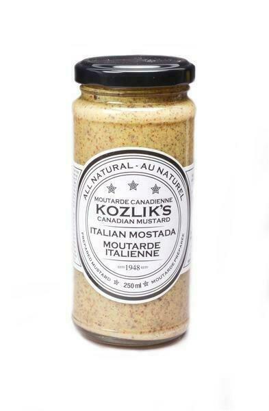Kozlik's - Italian Mostada Mustard