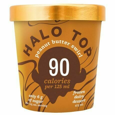 Halo Top - Peanut Butter Swirl