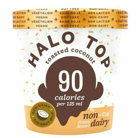 Halo Top - Toasted Coconut