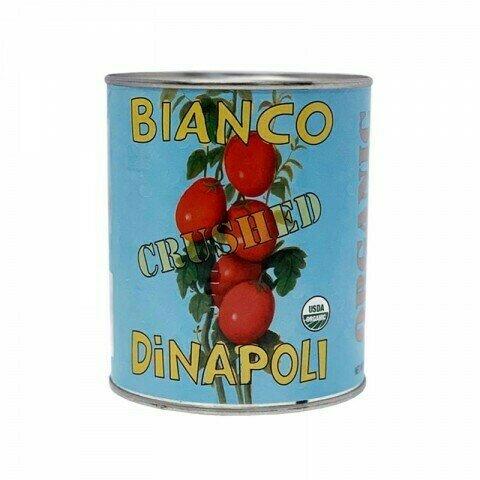 Bianco DiNapoli - Organic Crushed Tomatoes 794g