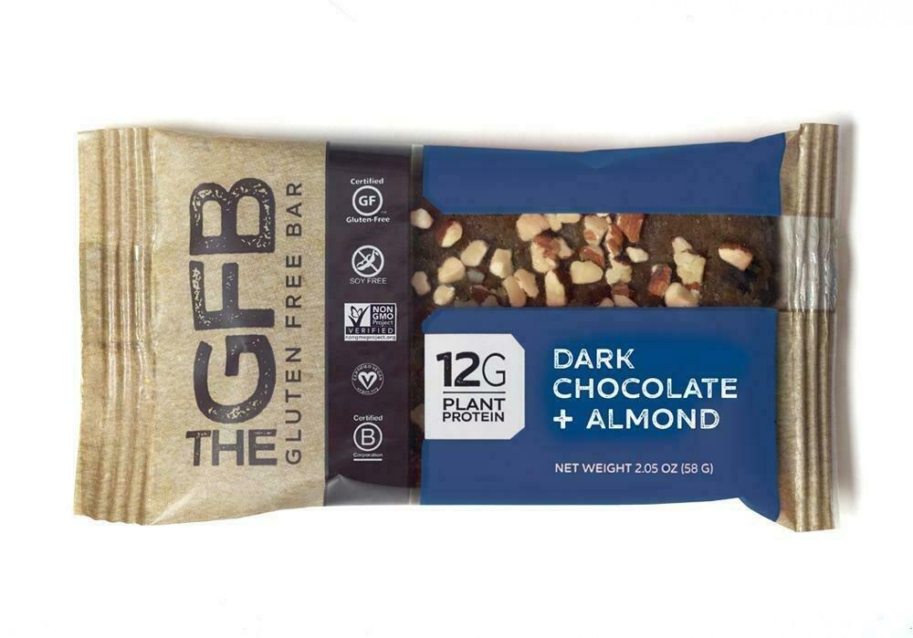 GFB - Dark Chocolate Almond Bar