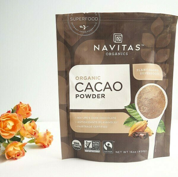 Navitas - Organic Cacao Powder 227g