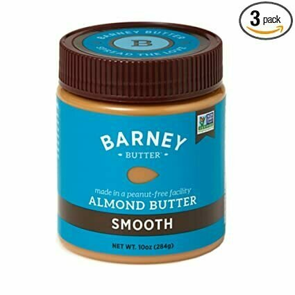 Barney - Almond Butter Smooth 284g