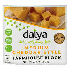 Daiya - Medium Cheddar
