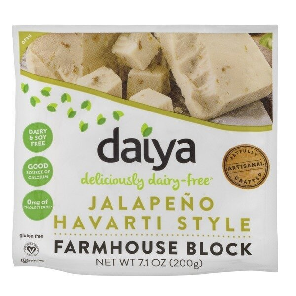 Daiya - Jalapeno Havarti Style
