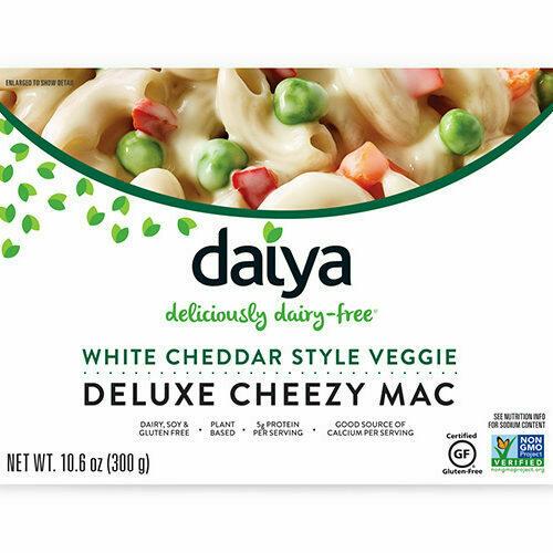 Daiya - Deluxe White Cheddar Style Veggie