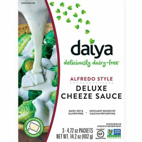 Daiya - Deluxe Alfredo Sauce