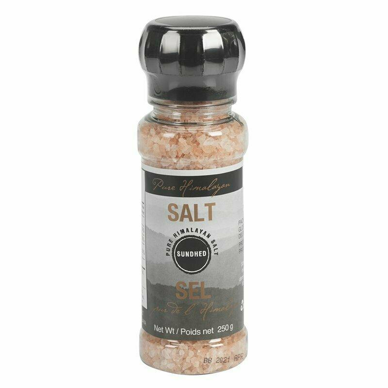 Sundhed - Pure Himalayan Salt 250g