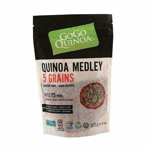 Gogo Quinoa - Medley 5 Whole Grains