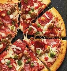 Pizzeremo - Deluxe Pizza