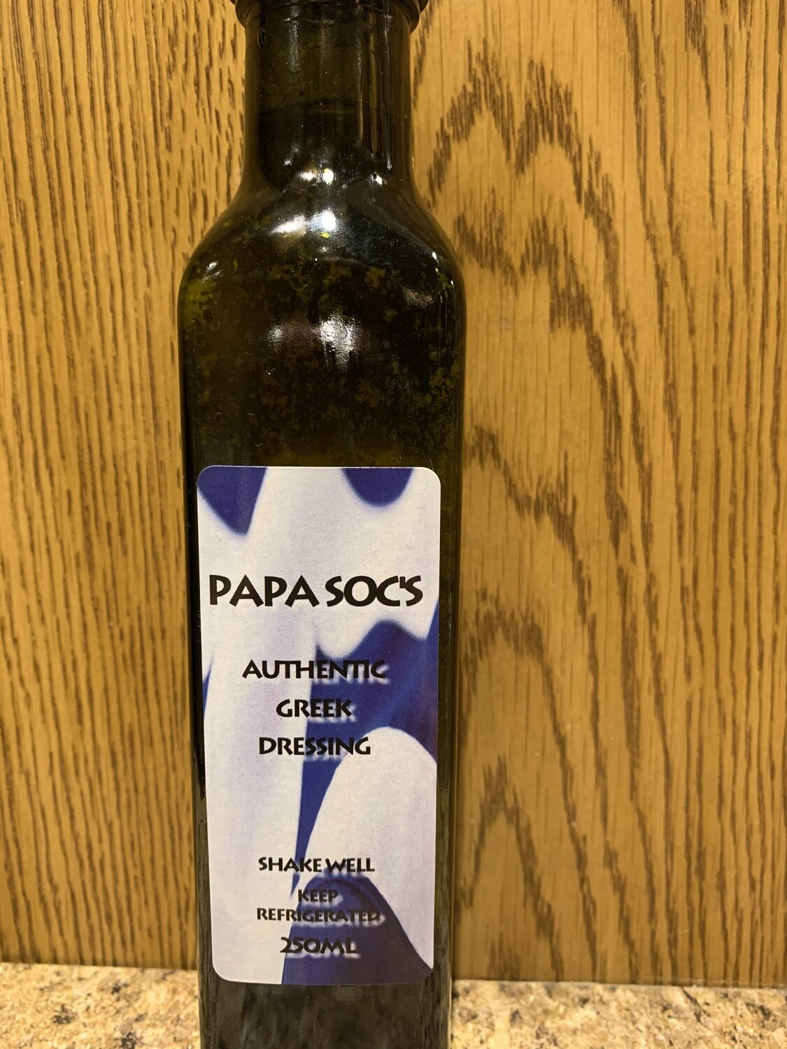 Chuck Wagon - Papa Soc's Authentic Greek Dressing