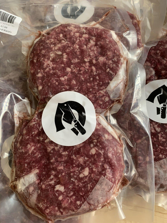 Chop Shop - Beef Burgers 2-pack