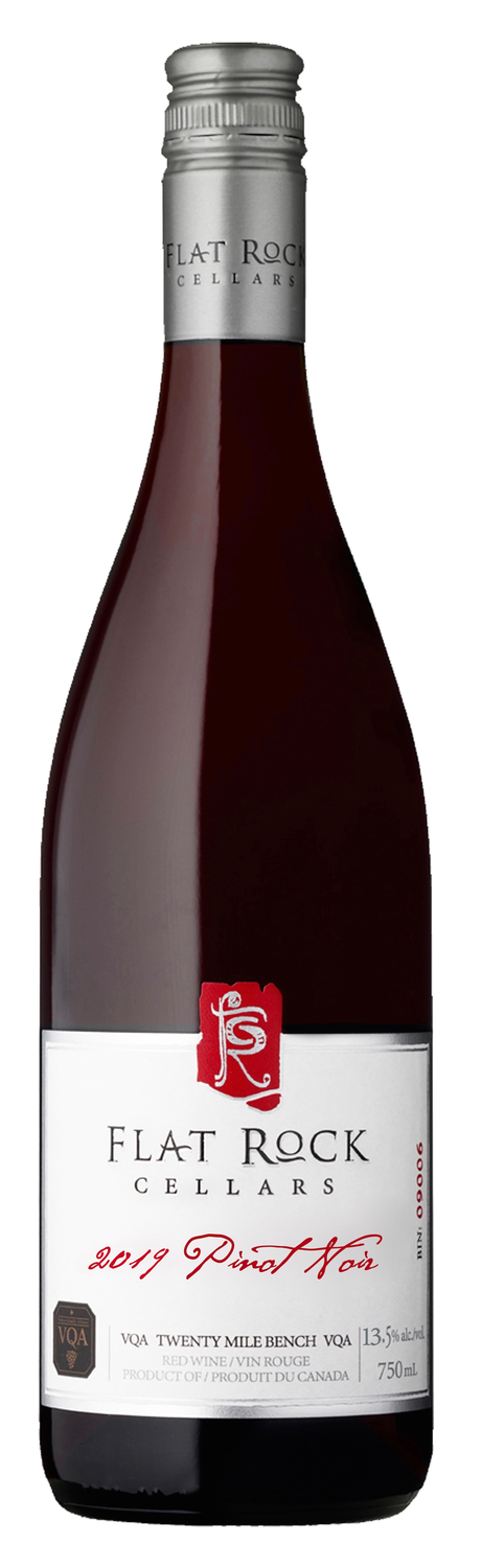 Flat Rock Cellars - 2019 Pinot Noir
