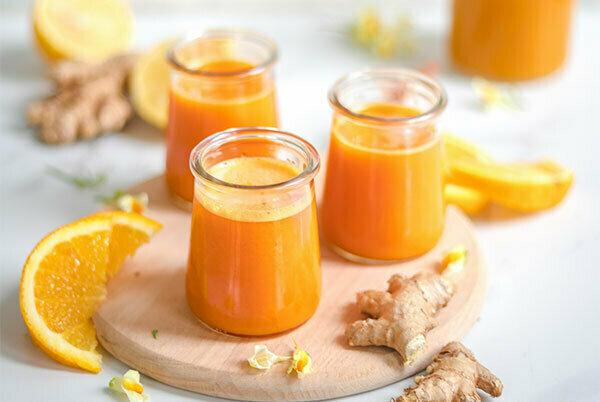 Trudy - Ginger  Turmeric  Shots (frozen)