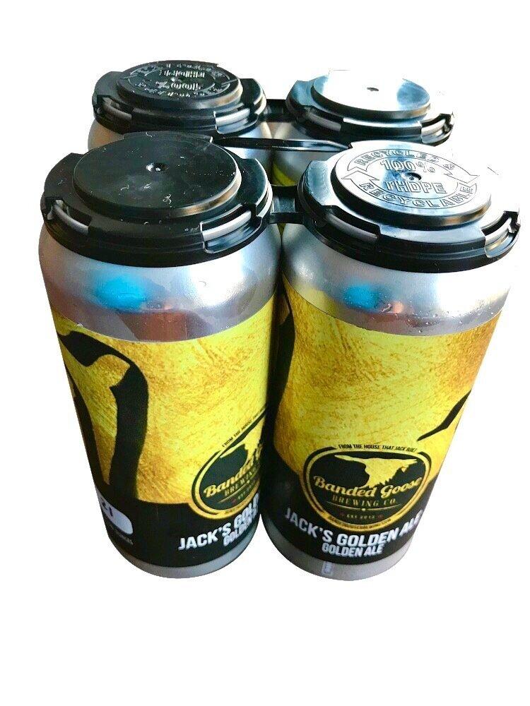 Banded Goose - Jack's Golden Ale