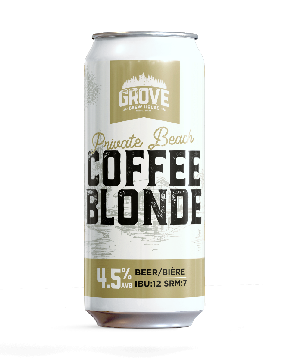 Grove - Private Beach Coffee Blonde