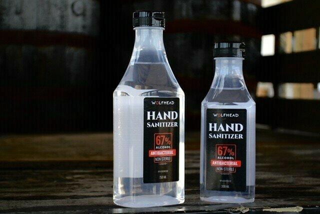 Wolfhead - Hand Sanitizer 750ml