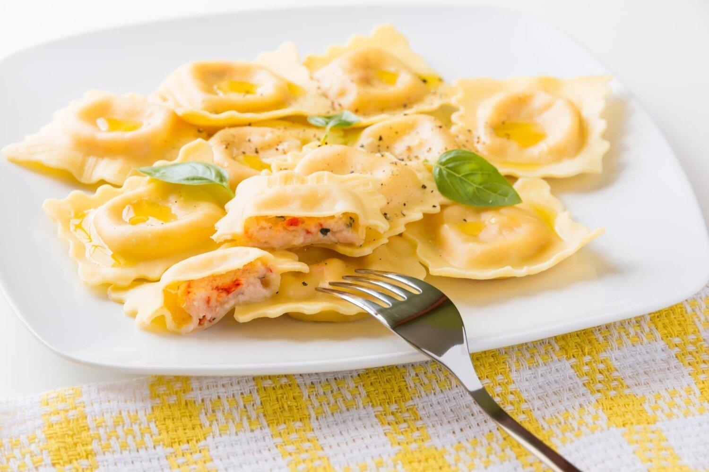 Cara Pasta - Lobster Ravioli