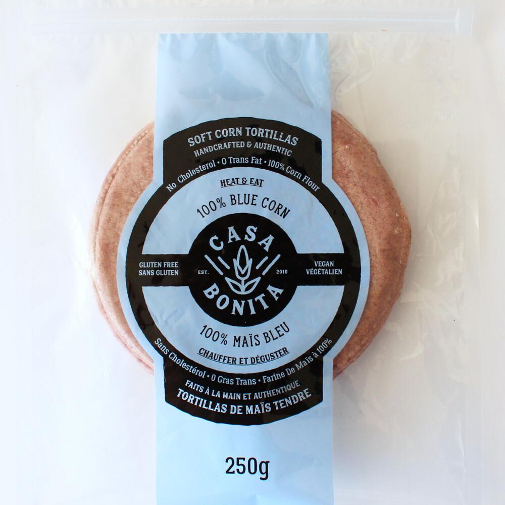 Casa Bonita - 100% BlueCorn Tortillas  250g